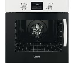 ZANUSSI ZOA35675WK Electric Oven - White