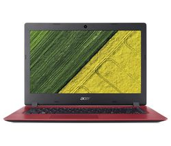 "ACER Aspire 1 A114-31 14"" Laptop - Red"