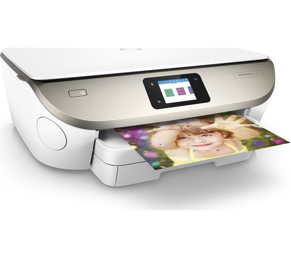 Hp Envy Photo 6220 All In One Printer With 12 Months Of Instant Ink Included Black
