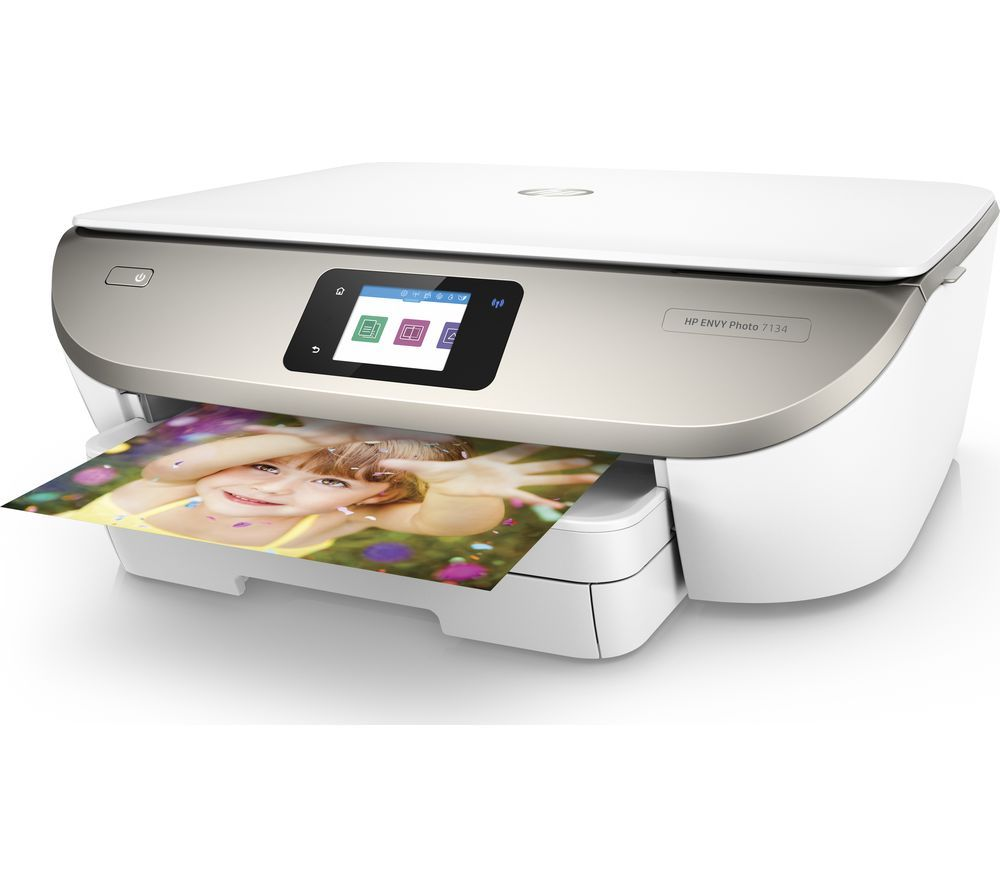 Envy Photo 7134 All In One Wireless Inkjet Printer