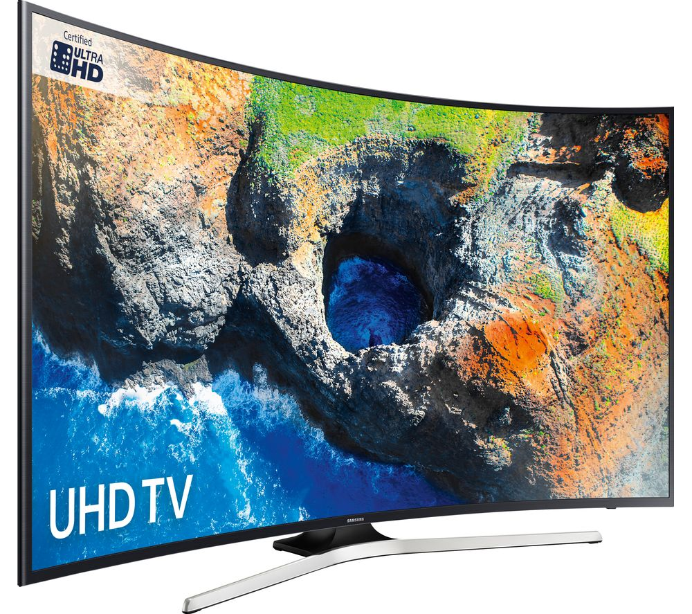 Compare retail prices of 55 Inch Samsung UE55MU6220 Smart 4K Ultra HD HDR Curved LED TV to get the best deal online