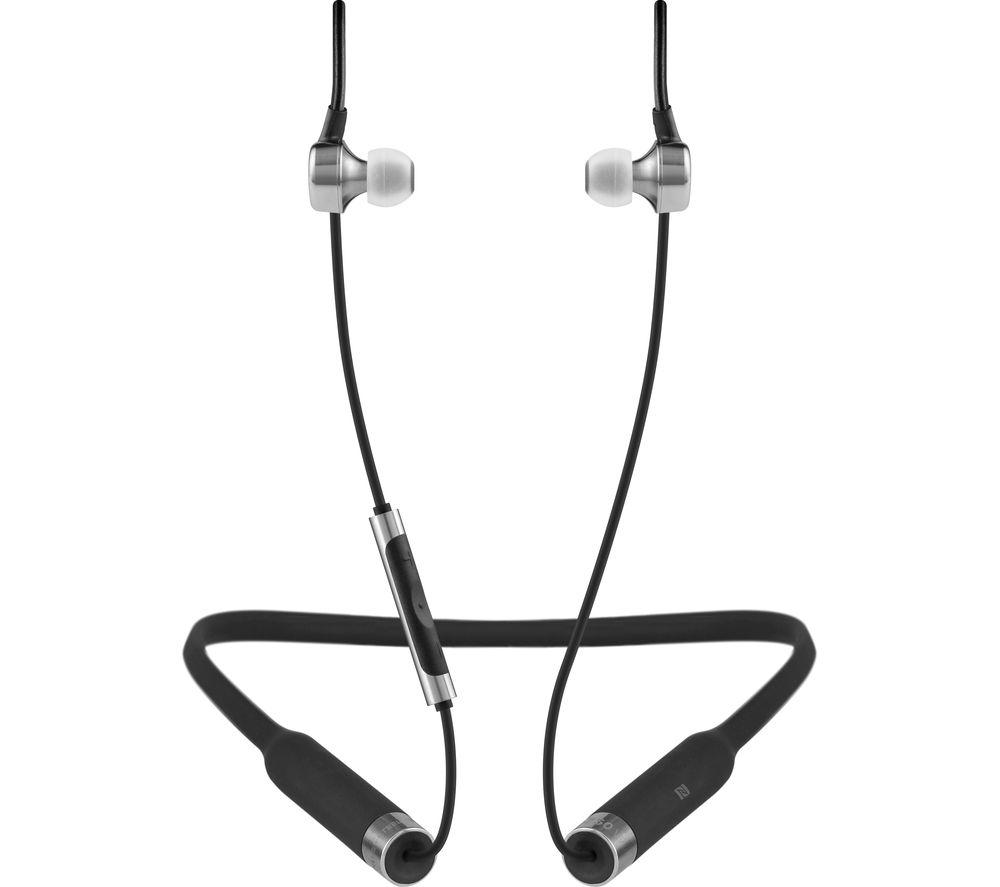 RHA MA750 Wireless Bluetooth Headphones - Black