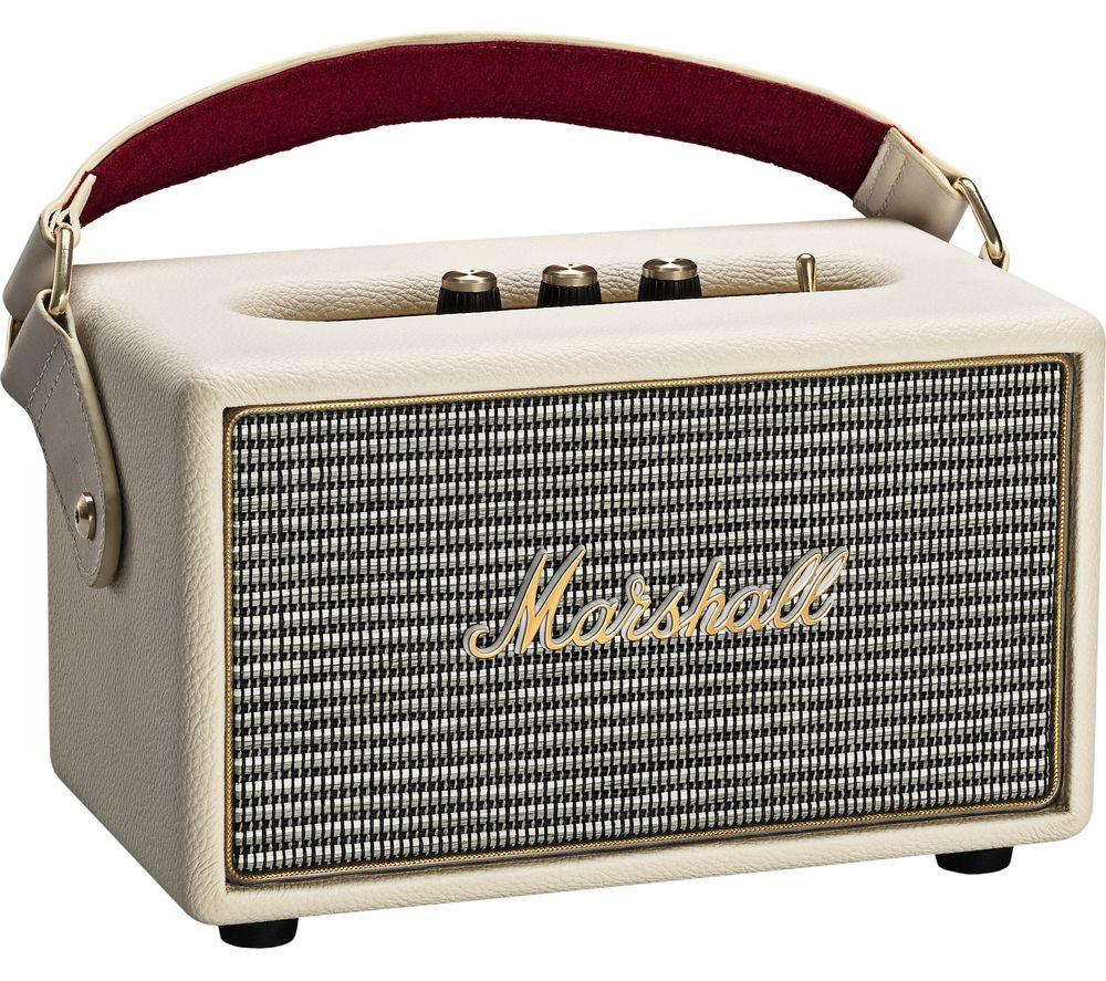buy marshall kilburn portable bluetooth wireless speaker. Black Bedroom Furniture Sets. Home Design Ideas