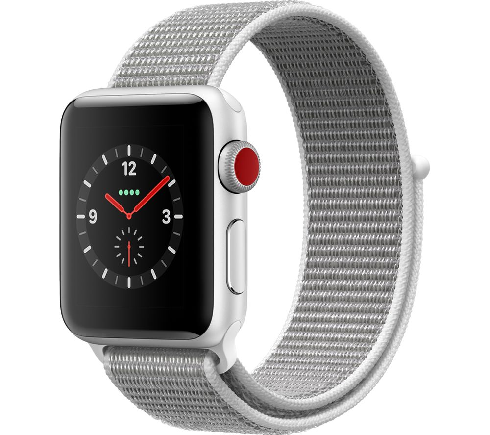 APPLE Watch Series 3 Cellular 38 mm Grey cheapest retail price