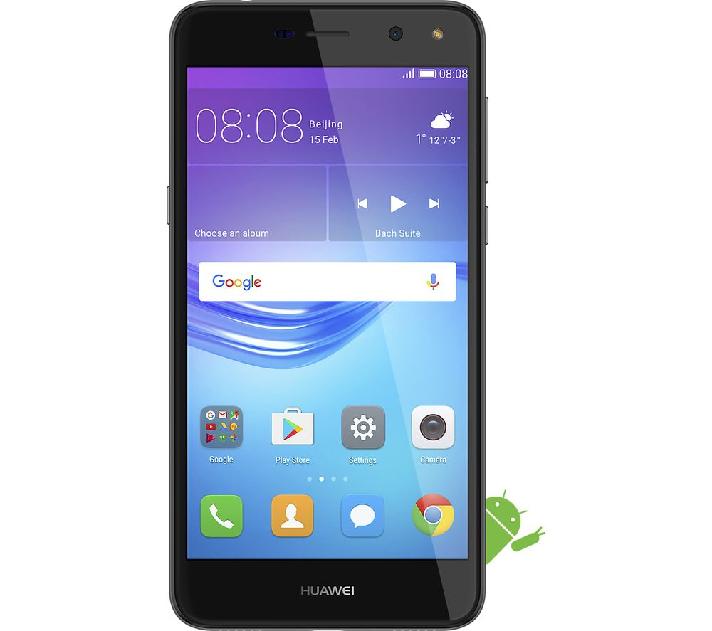 Buy HUAWEI Y6 2017 - 16 GB, Black | Free Delivery | Currys