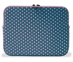 "GOJI 14"" Laptop Sleeve - Blue & Pink"