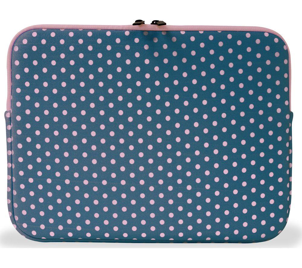 "GOJI 14"" Laptop Sleeve - Blue & Pink"