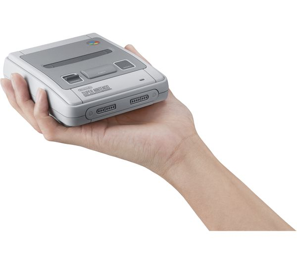 Buy Nintendo Classic Mini Snes Free Delivery Currys
