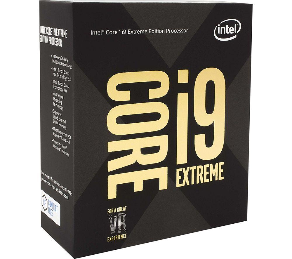 INTEL Core™ Extreme Edition i9-7980XE Unlocked Processor