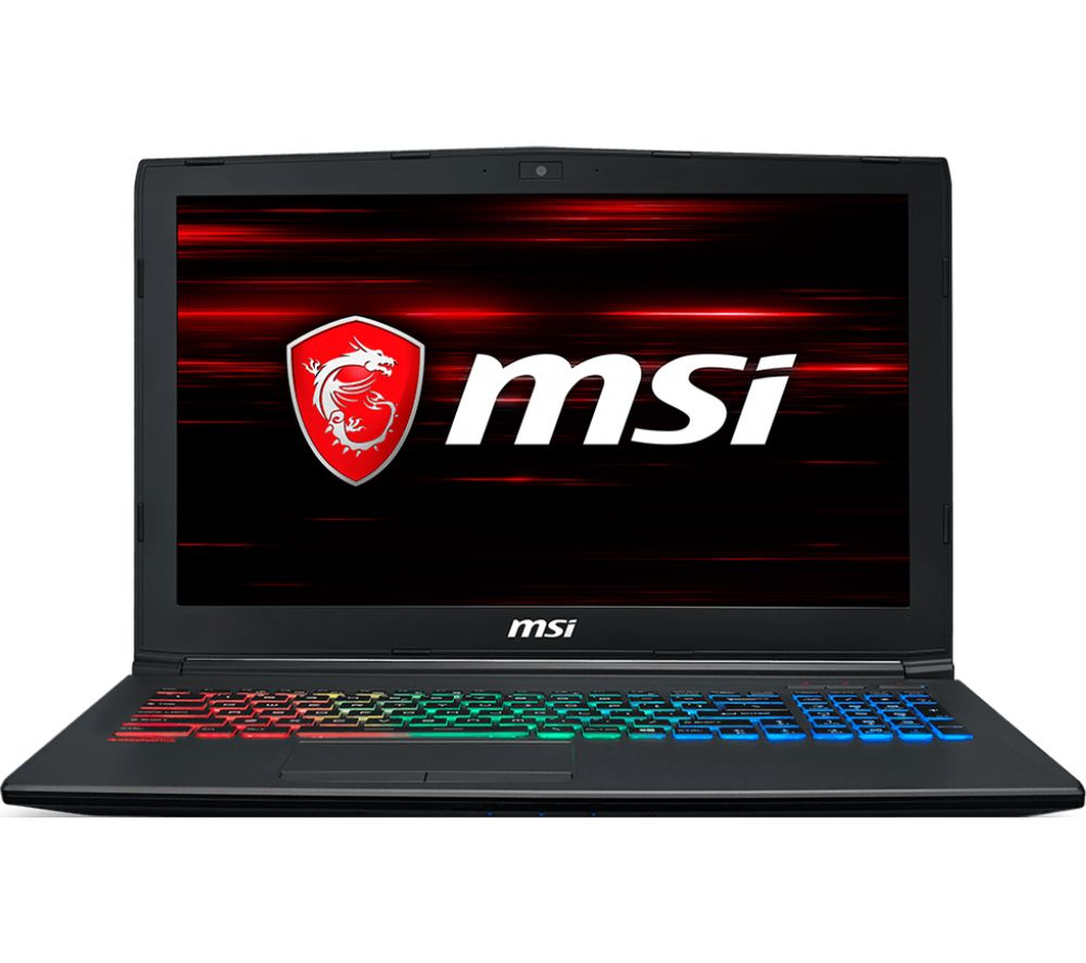 "MSI GF62 8RC 15.6"" Intel® Core™ i5 GTX 1050 Gaming Laptop - 1 TB HDD"