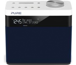 PURE Pop Maxi S Portable DAB+/FM Bluetooth Radio - Navy