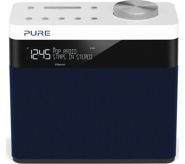 Image of PURE Pop Maxi S Portable DAB+/FM Bluetooth Radio - Navy