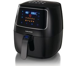 MORPHY RICHARDS 480004 Air Fryer - Black