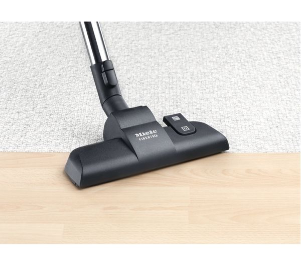 Blizzard CX1 Pure Power Cylinder Bagless Vacuum Cleaner Black & Red