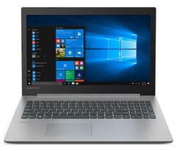 "LENOVO Ideapad 330-15IKB 15.6"" Intel® Core™ i3 Laptop - 1 TB HDD, Grey"