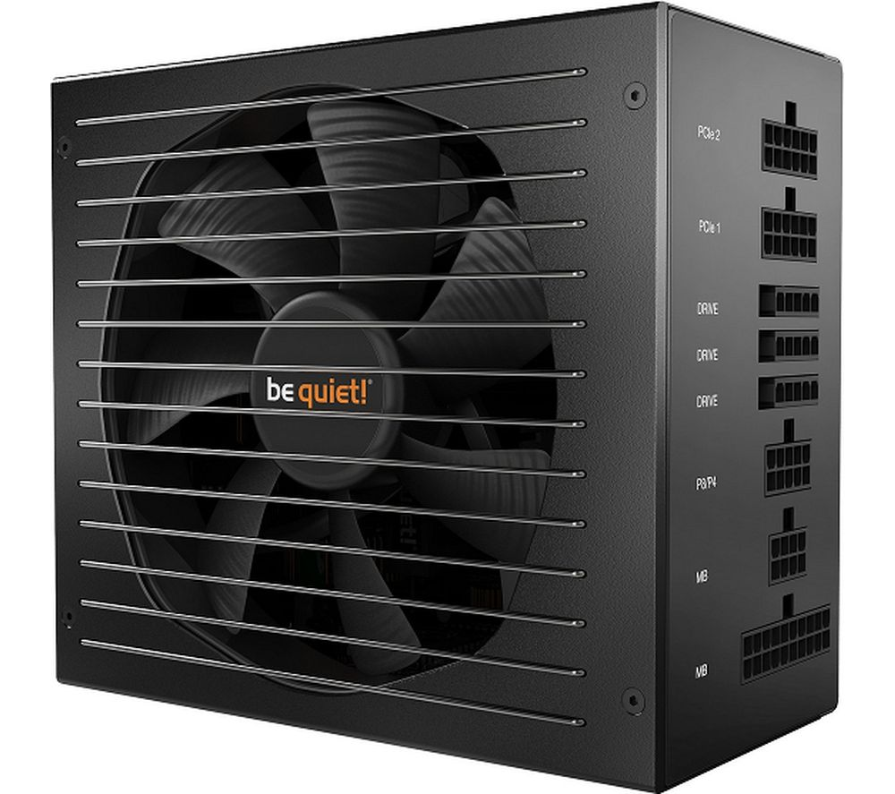Image of BE QUIET BN282 Straight Power 11 Modular ATX PSU - 650 W, Gold