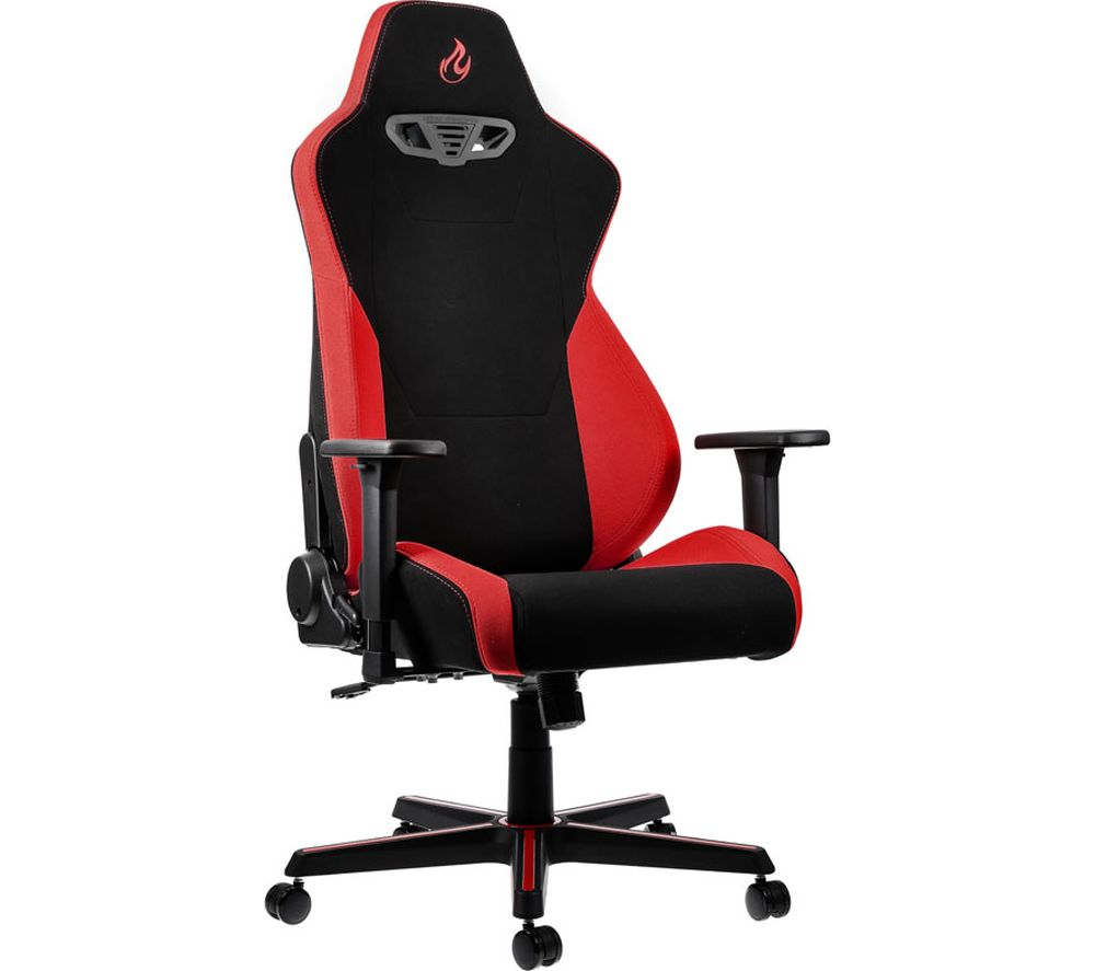 NITRO CONCEPTS S300 Gaming Chair - Red