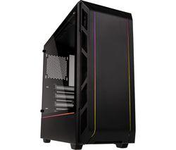 Eclipse P350X Glass E-ATX Midi-Tower PC Case