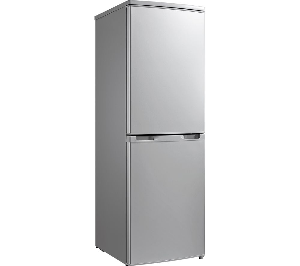 LOGIK LFC50S19 50/50 Fridge Freezer - Silver