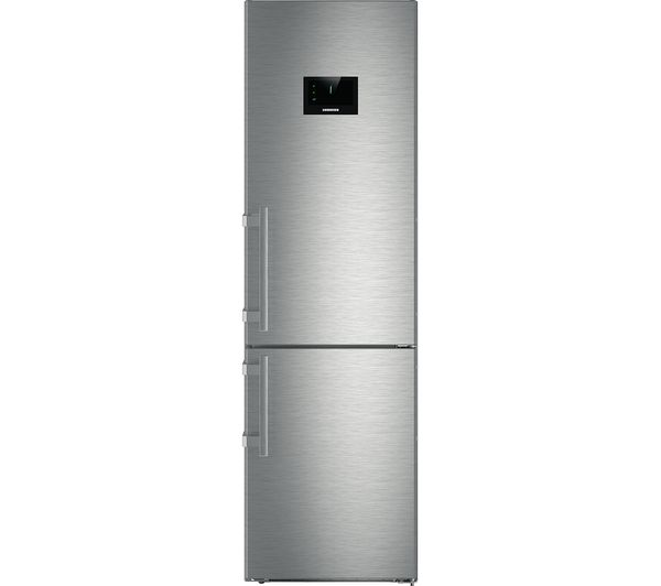 Image of LIEBHERR CBNPes4858 60/40 Fridge Freezer - Steel