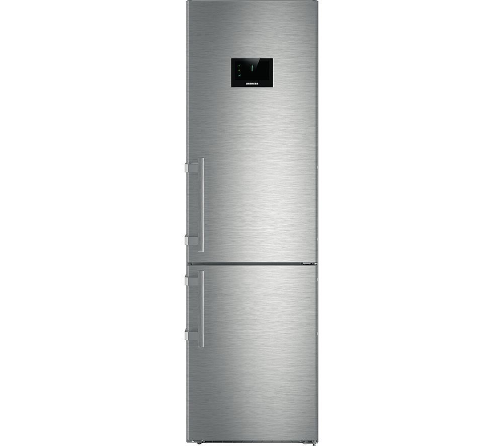 Image of CBNPes4858 60/40 Fridge Freezer - Steel