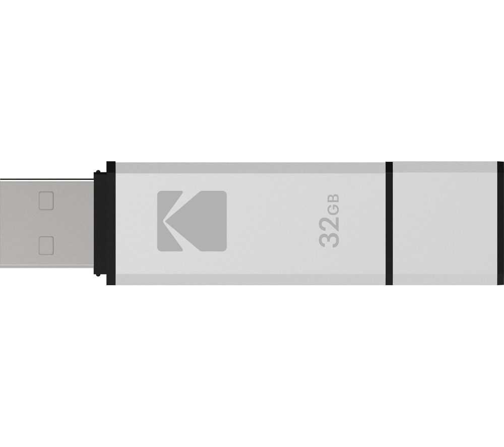 KODAK USB 2.0 Memory Stick - 64 GB, White