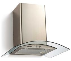 HOOVER HGM610NX Chimney Cooker Hood - Stainless Steel