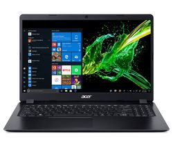 "ACER Aspire 5 A515-43 15.6"" AMD Ryzen 5 Laptop - 256 GB SSD, Black"