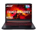 £599, ACER Nitro 5 15.6inch Gaming Laptop - AMD Ryzen 5, RX 560X, 1 TB HDD, AMD Ryzen 5 3550H Processor, RAM: 8GB / Storage: 1 TB HDD, Graphics: AMD Radeon RX 560X 4GB, 107 FPS when playing Fortnite at 1080p, Full HD display,