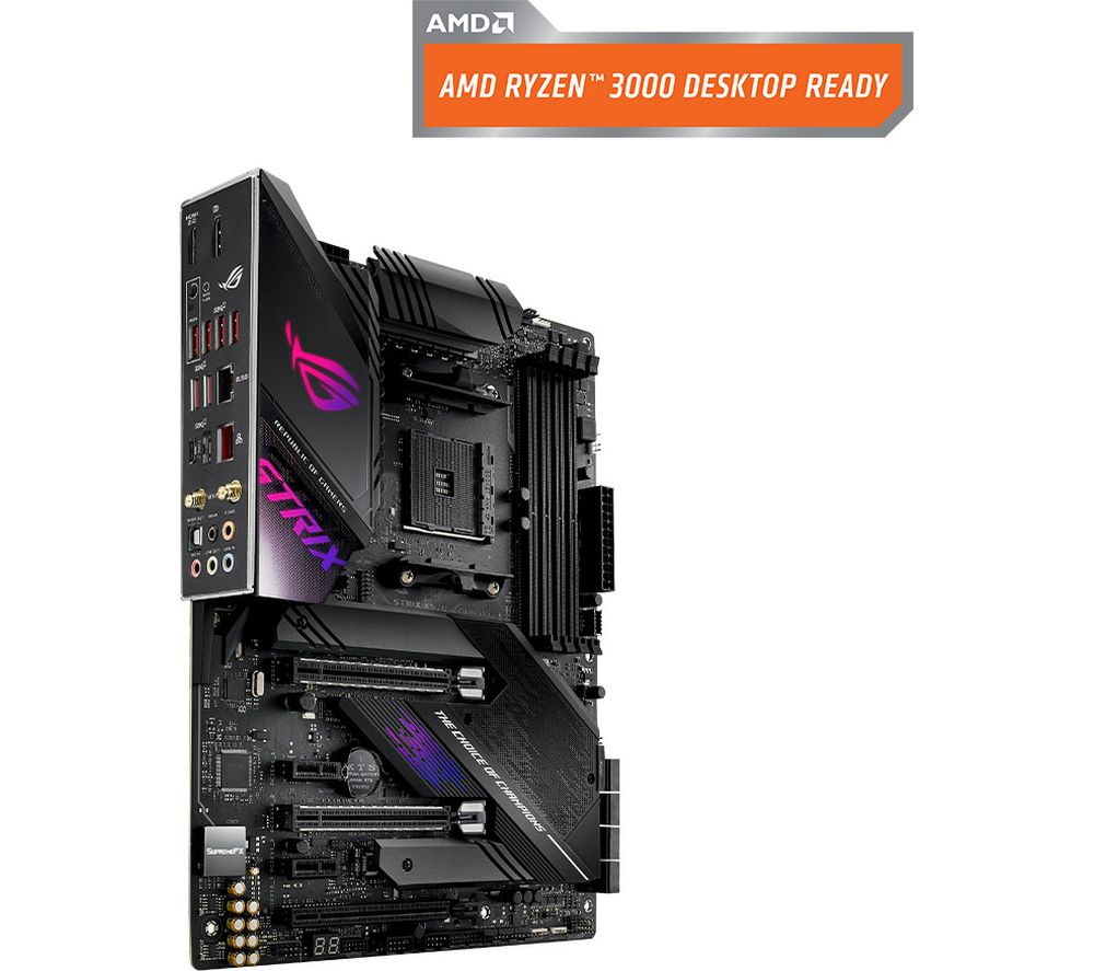 ASUS ROG CROSSHAIR VIII HERO AMD X570 AM4 Motherboard