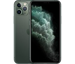 APPLE iPhone 11 Pro - 256 GB, Midnight Green