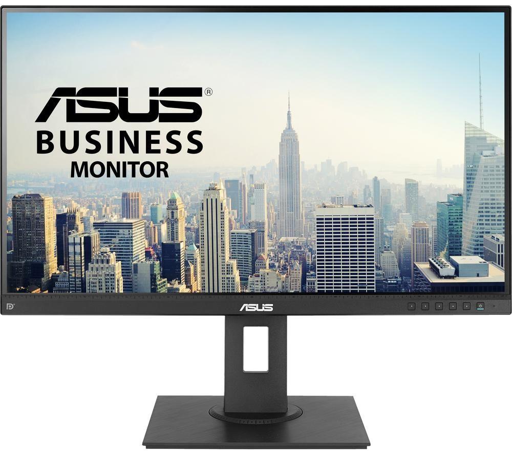 ASUS BE27AQLB Quad HD 27� IPS Monitor - Black, Black