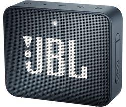 JBL Go 2 Portable Speaker - Slate Navy
