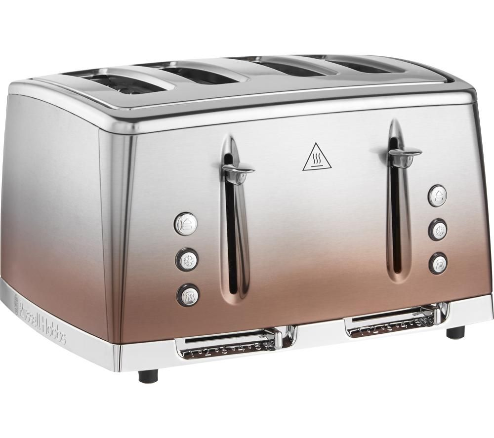 Eclipse 25143 4-Slice Toaster - Copper Sunset