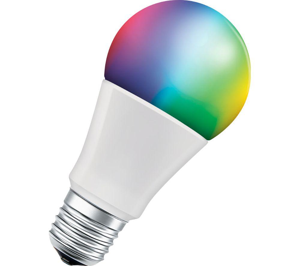 LEDVANCE SMART Smart Colour Changing LED Light Bulb - E27