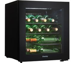 DWC016KA1BDB Tabletop Wine Cooler