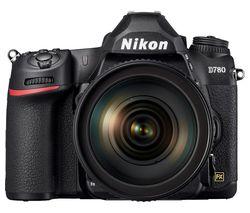 D780 DSLR Camera with AF-S NIKKOR 24-120 mm f/4G ED VR Lens - Black