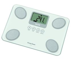 InnerScan BC-731-WH Digital Bathroom Scales - White