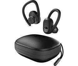 TW Push Ultra Wireless Bluetooth Sports Earphones - Black