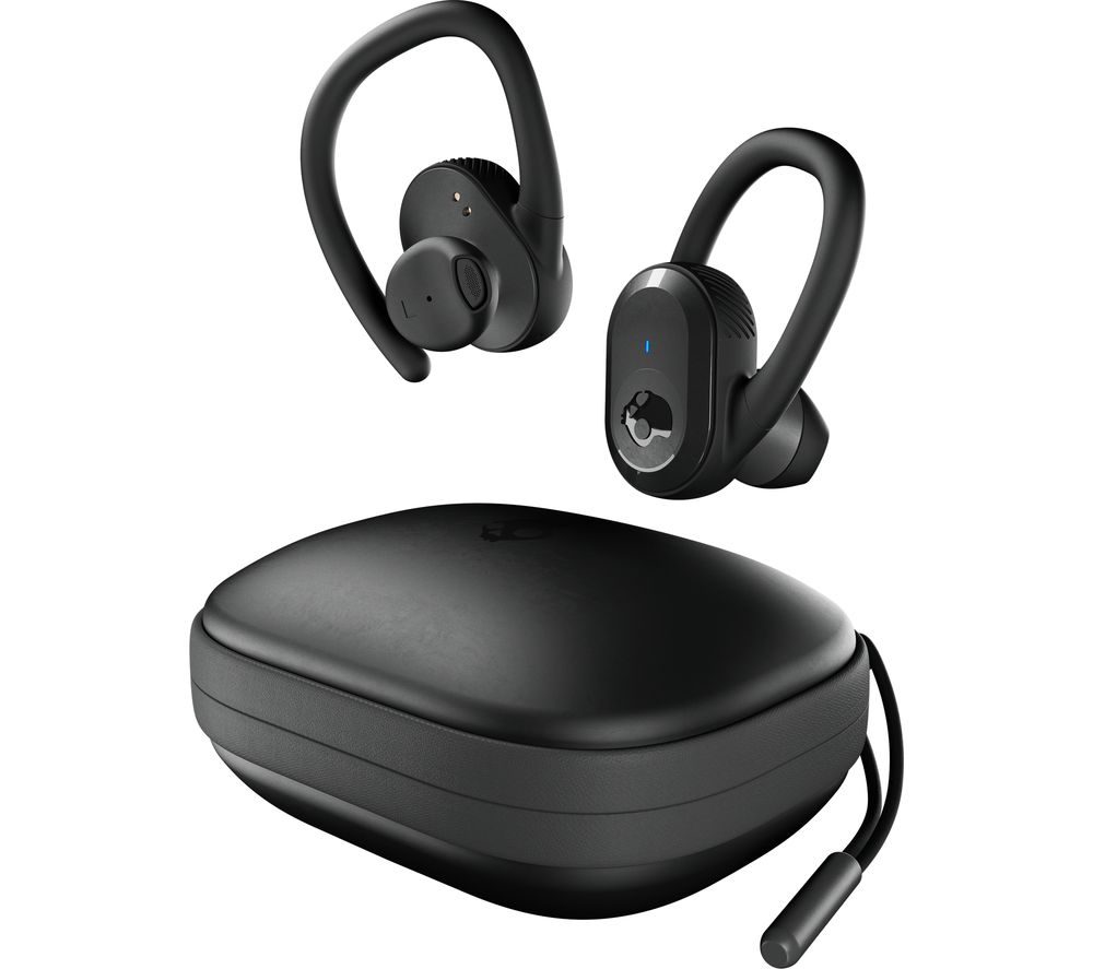 SKULLCANDY TW Push Ultra Wireless Bluetooth Sports Earphones - Black