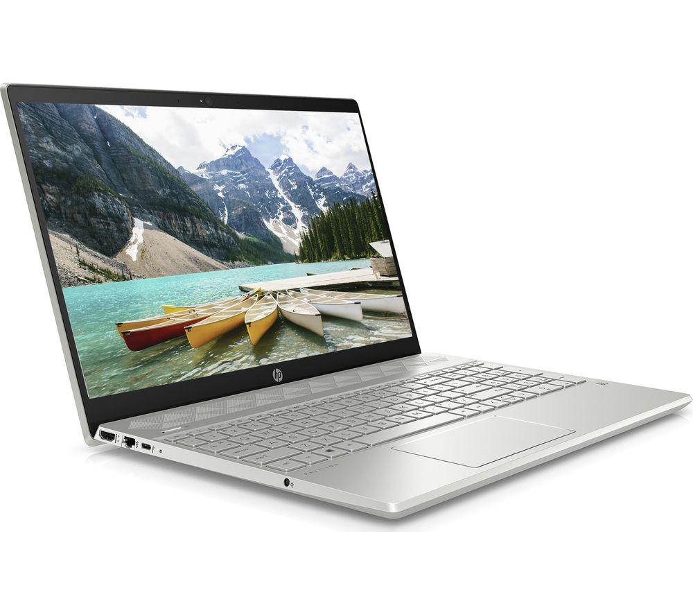 "HP Pavilion 15-cs3504sa 15.6"" Laptop - Intel® Core™ i7, 512 GB SSD, Silver"