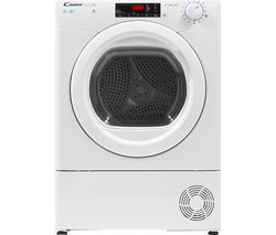 Smart Pro CSO C10TG WiFi-enabled 10 kg Condenser Tumble Dryer - White
