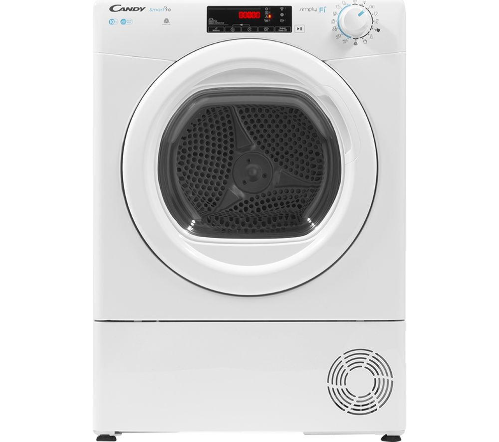 CANDY Smart Pro CSO C10TG WiFi-enabled 10 kg Condenser Tumble Dryer - White