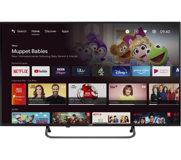 JVC LT-43CA890 Android TV 43