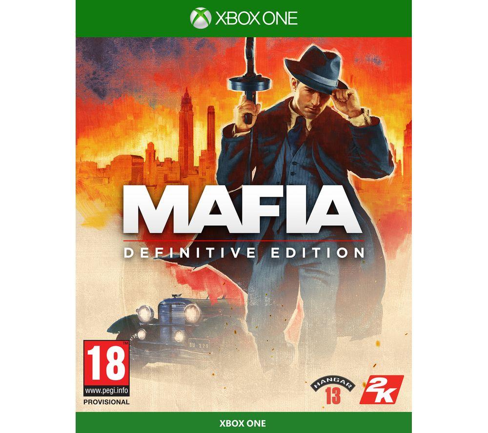 XBOX Mafia Definitive Edition