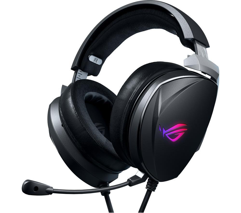 ASUS ROG Theta 7.1 Gaming Headset - Black