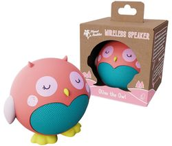 PBOWSP Portable Bluetooth Speaker - Olive the Owl