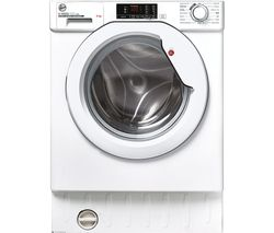 HOOVER H-WASH 300 Lite HBWS 49D2E-80 Integrated 9 kg 1400 Spin Washing Machine