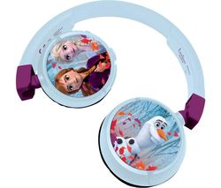 HPBT010FZ-00 Headphones - Disney Frozen Elsa & Anna