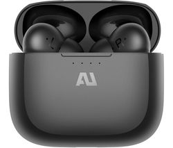 AU-Frequency Wireless Bluetooth Noise-Cancelling Earphones - Black